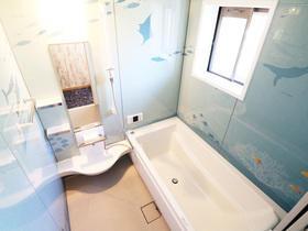浴室が海底に?個性あふれる面白空間リフォーム
