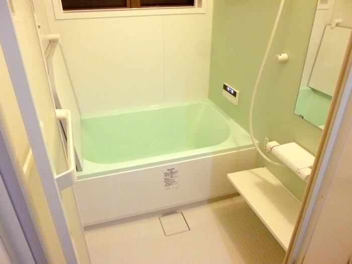 水漏れを見直し長く付き合えるバスルームに