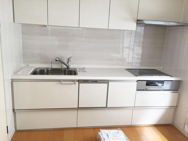 スペースを有効活用して2階にキッチンを新設