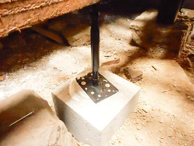床のたわみ・異音を張り替えずに修繕