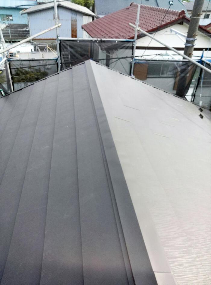 夏の暑さをしのぐ断熱効果も屋根材