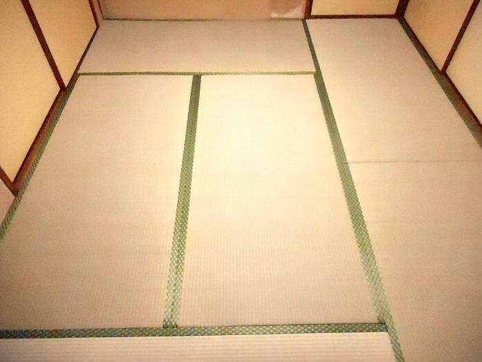 10年以上経過した畳を表替えでリフレッシュ