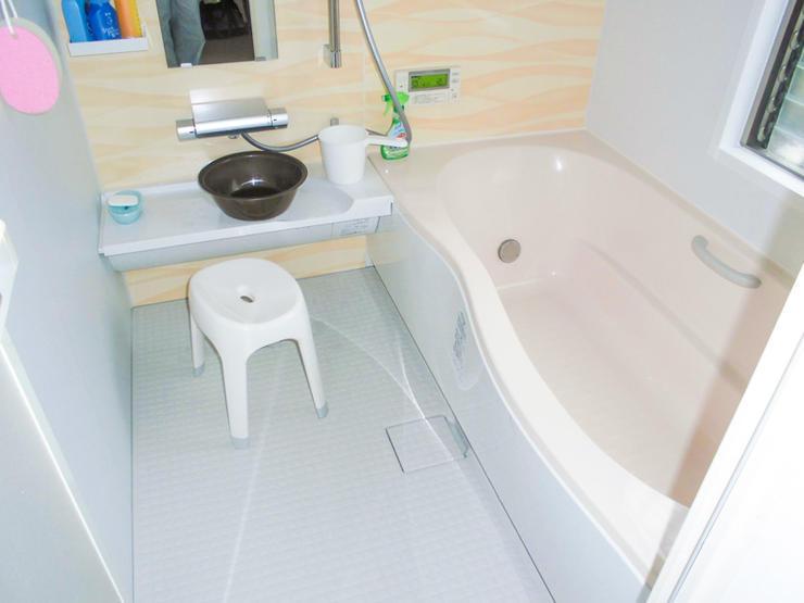 保温と暖房で、より暖かく快適なお風呂