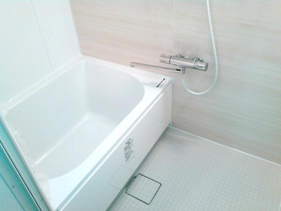 マンションの在来浴室をユニットバスへ