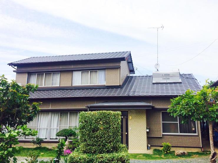 老朽化した屋根を葺き替えて安心できる住宅に
