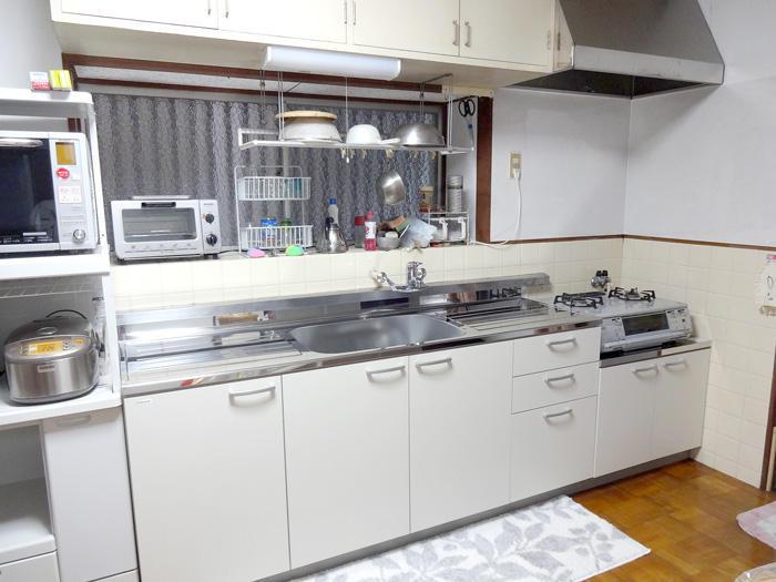 ご家庭の調理スタイルに合う単体キッチン