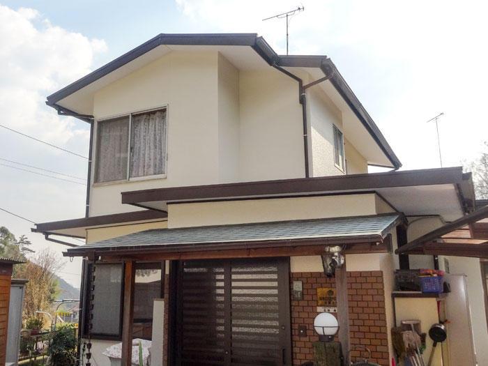 屋根から外装、玄関、内装まで気になる箇所を徹底リフォーム
