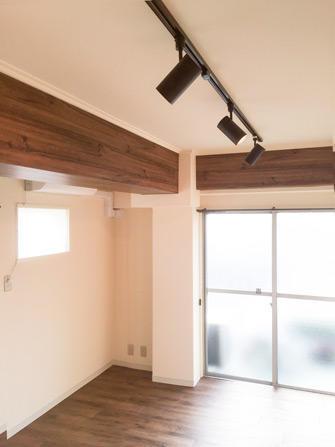 照明や収納などにこだわったスタイリッシュなお部屋