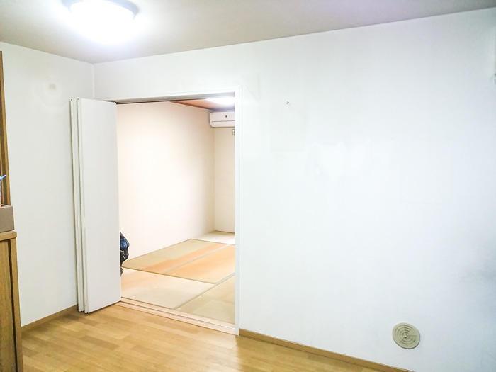 強度を落とさず2部屋を繋げて明るいお部屋に