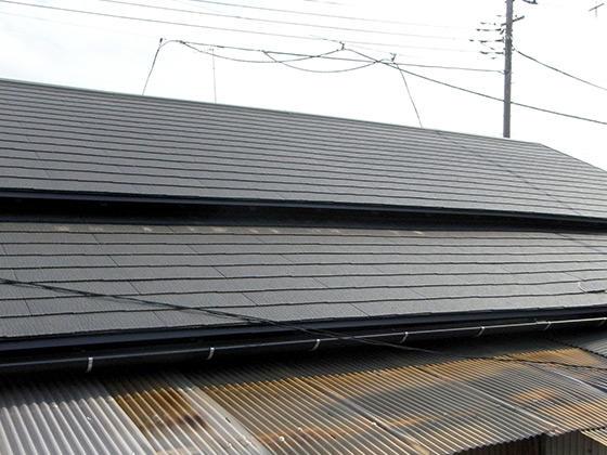 葺き替えで耐久性に優れた屋根に