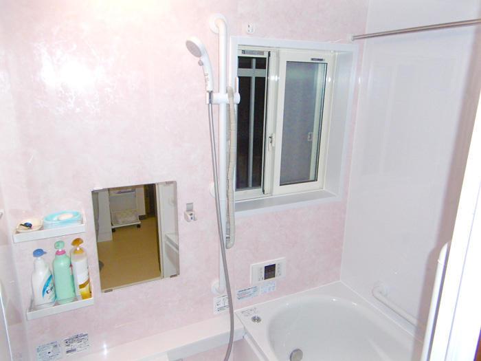 細かな処理にも応え大満足のバスルームとトイレに