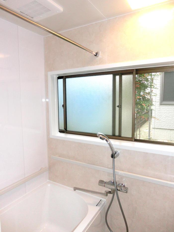 暮らしやすく、生活にフィットするお風呂と洗面室