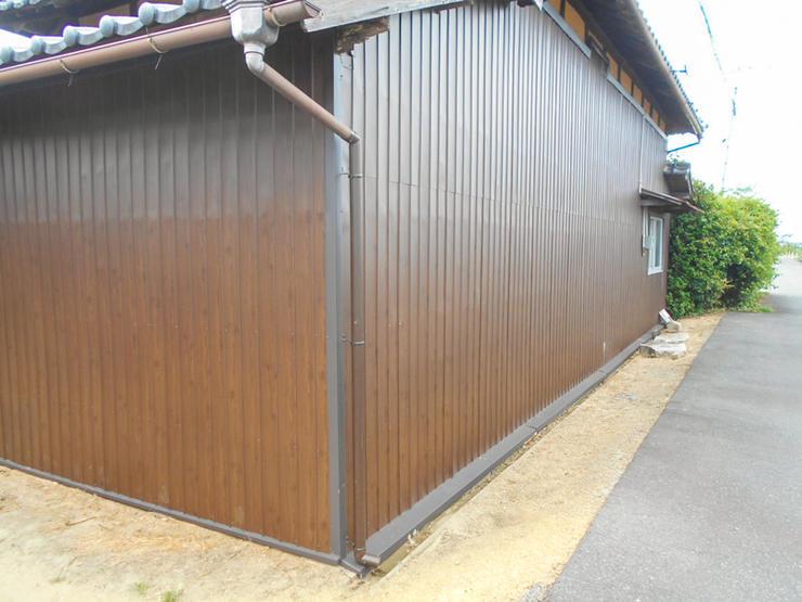 台風がきても安心の強度を上げた外壁