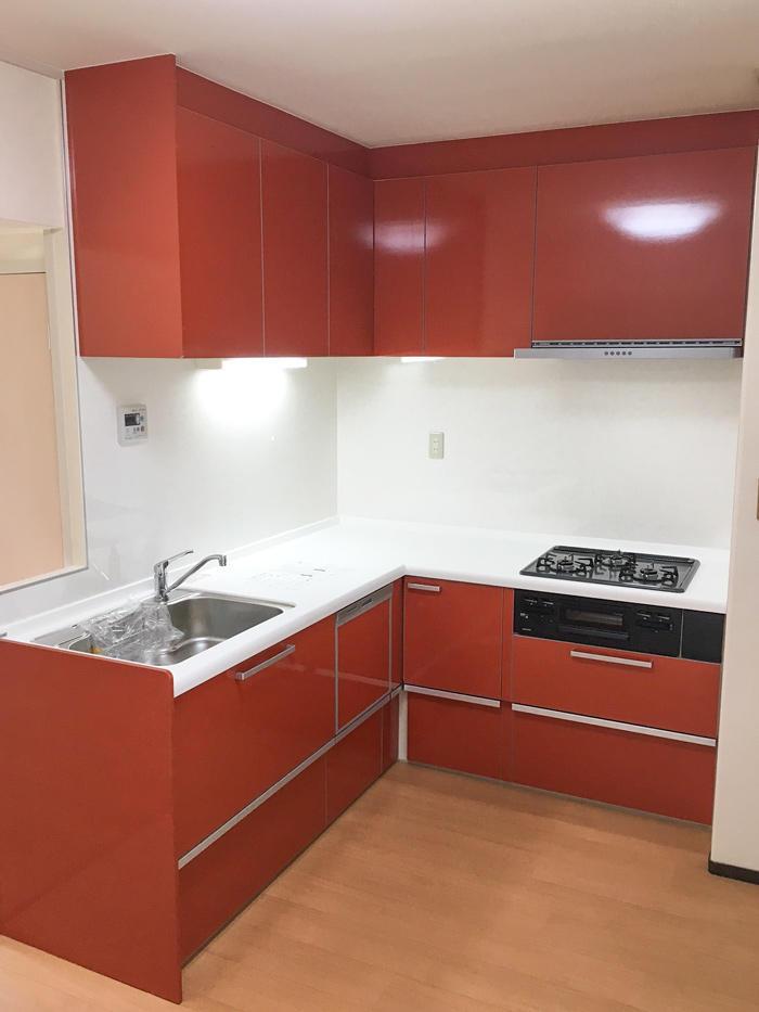水まわりをきれいにして住みやすいマンションに