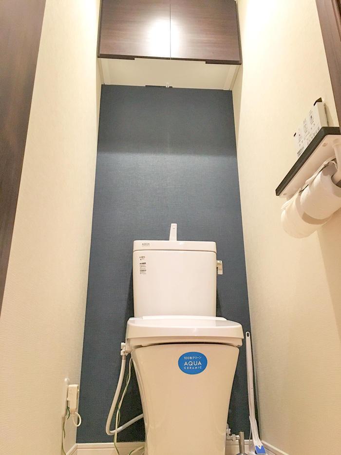 2階のクローゼットをトイレに変身