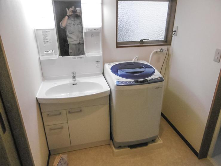 使いやすい水まわりと効率的なスペース利用