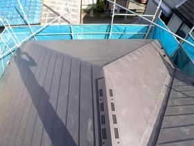 軽量ながらも耐久性が上がった屋根
