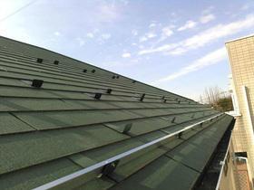 自然災害に備えて。雪止めを増やして安心できる屋根リフォーム