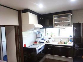 レイアウトを変えてイメージを一新!使い勝手の良いL型仕様になったキッチン