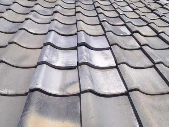 瓦屋根の雨漏り修繕