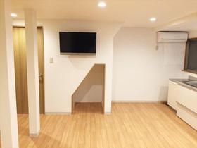 三世帯が集うスペースは、壁を撤去し空間を広げたゆとりのLDK