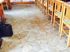 低コスト&短納期が嬉しい飲食店の床リフォーム