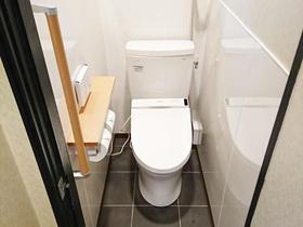 機能性・デザイン性にもこだわった、コストパフォーマンスに優れたトイレ
