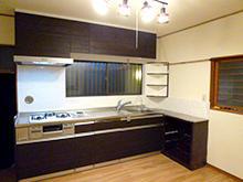 使い勝手の良さとデザインを両立したキッチン