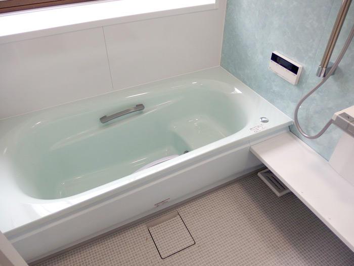 断熱設備&エコジョーズで地球とお財布にやさしいお風呂