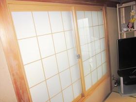 障子のような内窓で、オシャレ・断熱性・お掃除の3点のメリットがアップ