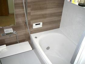 寒さを解消、暖かく過ごしやすい浴室に