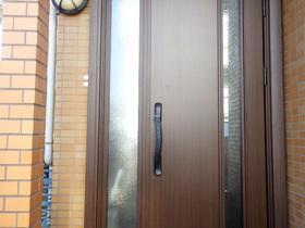 防犯性能が上がった最新デザインの玄関ドア