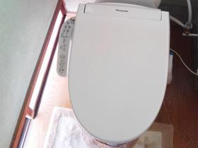 タンクの故障も解決!汚れも付きにくくなったトイレ