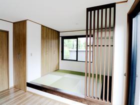 デザイン性を重視しつつ機能性にも優れた和モダンな空間