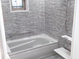 快適に入浴が楽しめる浴室リフォーム