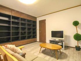 部屋全体が明るくなり、収納量も増えたLDKリフォーム